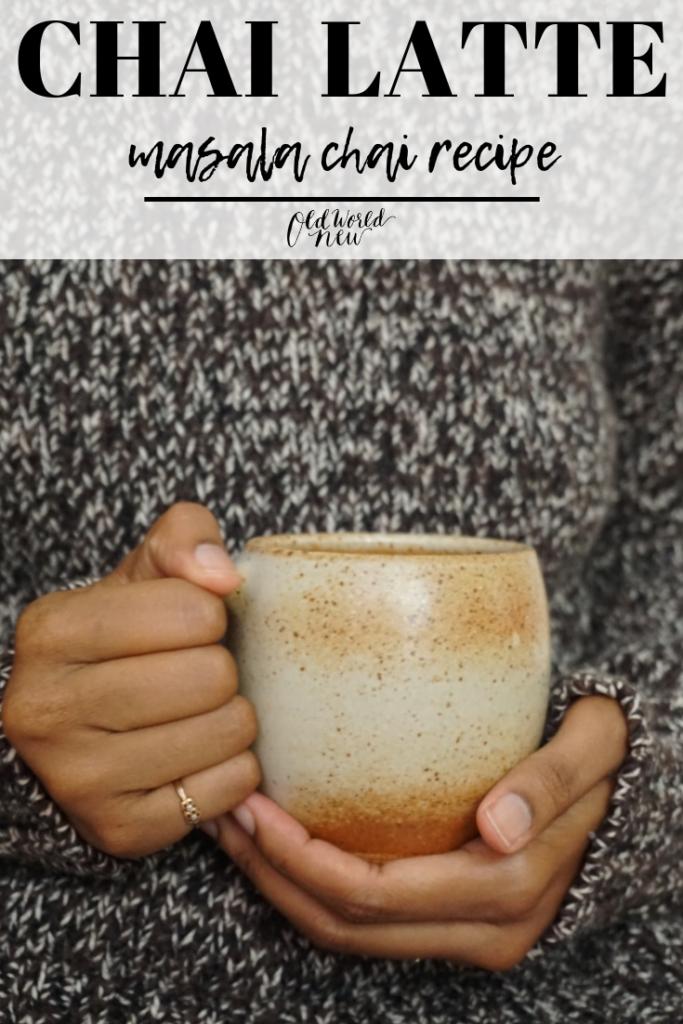 Authentic African Masala Chai Latte Tea recipe