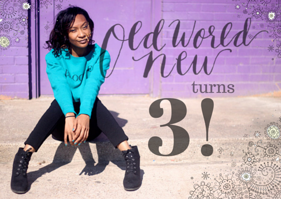 Old World New Turns 3!