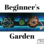 Beginner's Teacup Patio Garden