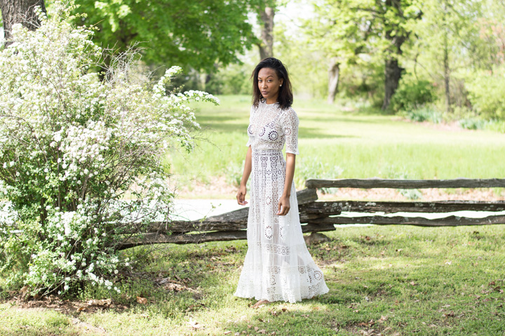 It's a Fashion Revolution #WhoMadeMyClothes – Vintage Crochet Dress