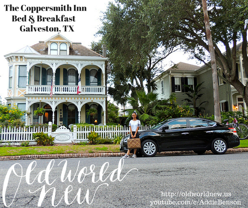 Coppersmith Inn Galveston TX