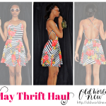May 2015 Thrift Haul – Dress Obsessed