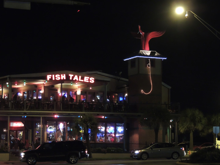 Destination galveston texas 39 island old world new for Fish tales restaurant