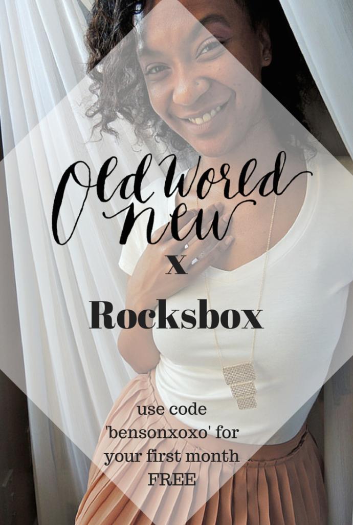 Rocksbox Old World New