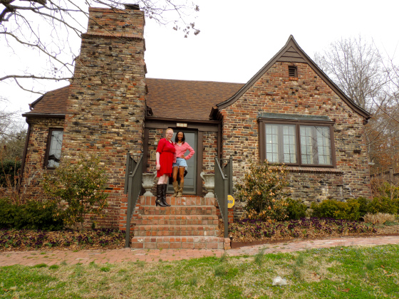 Clinton House, Fayetteville, AR