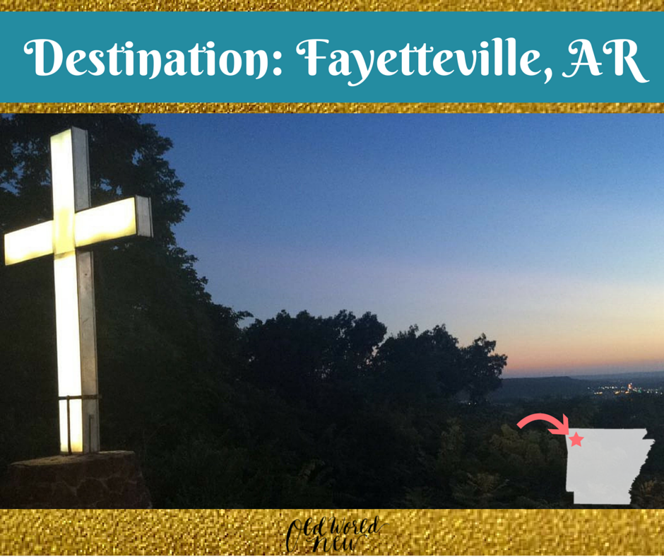 Destination_ Fayetteville, AR