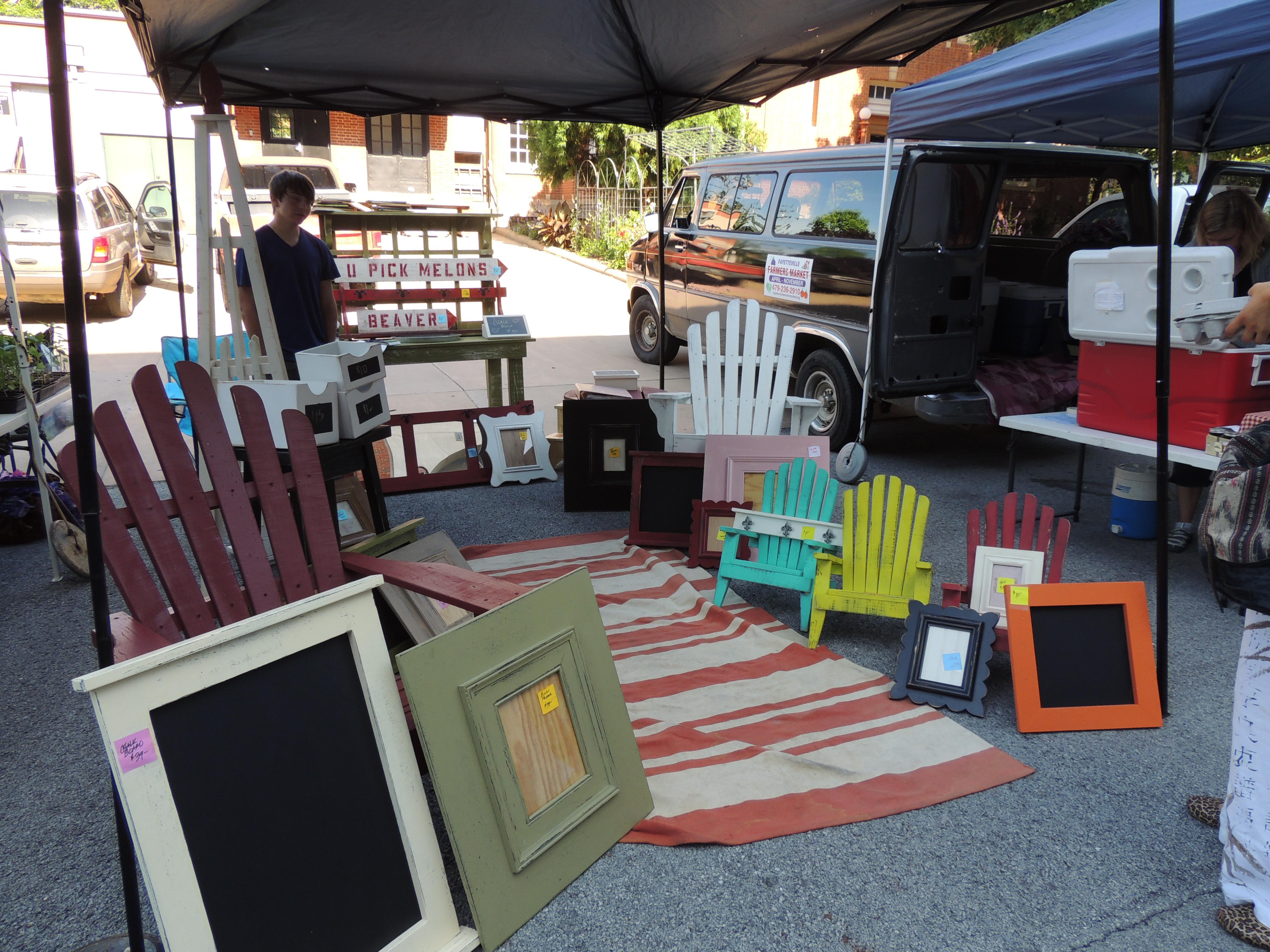 Fayetteville Famers' Market 1