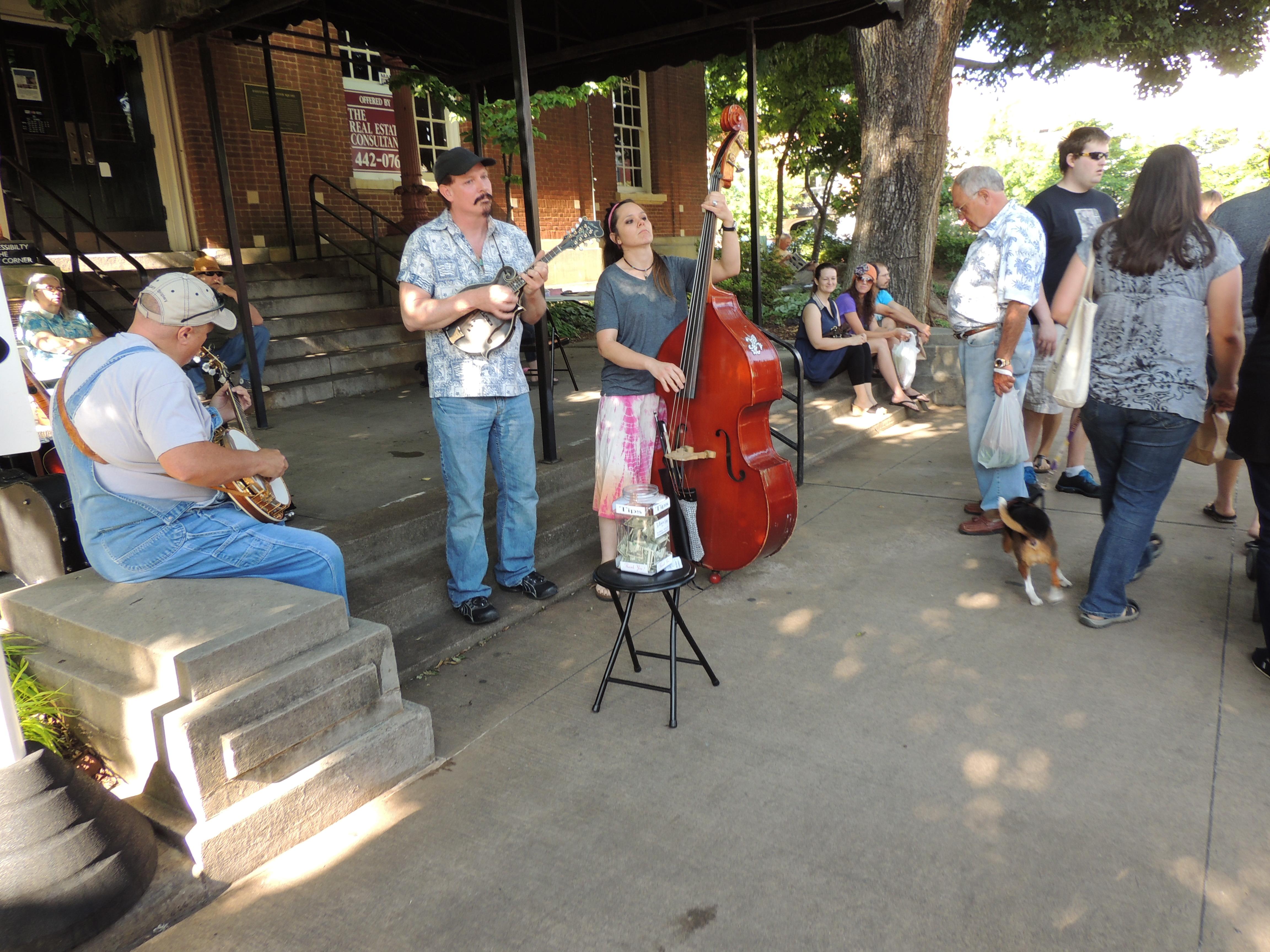 Fayetteville Famers' Market 4