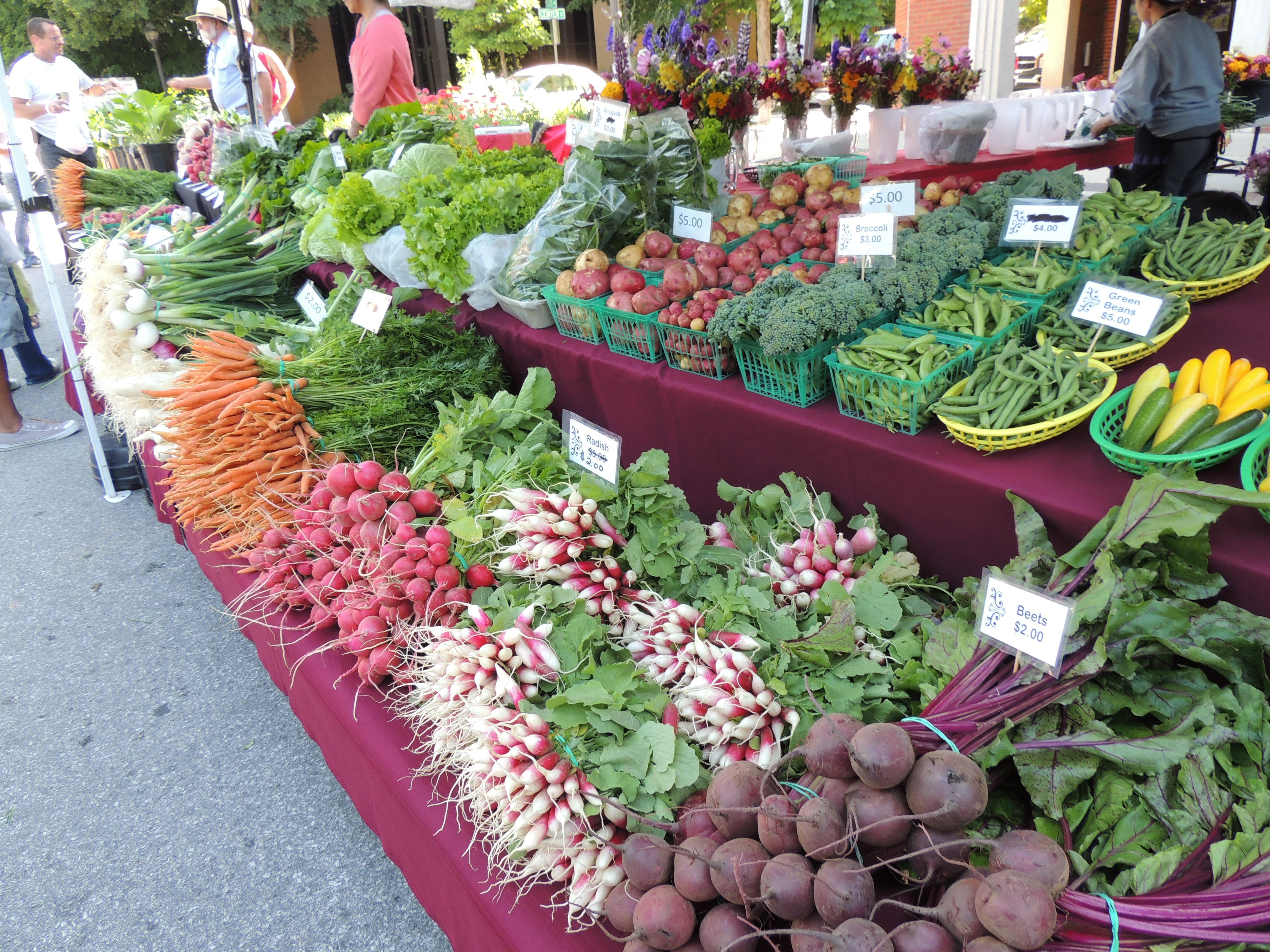Fayetteville Famers' Market 5