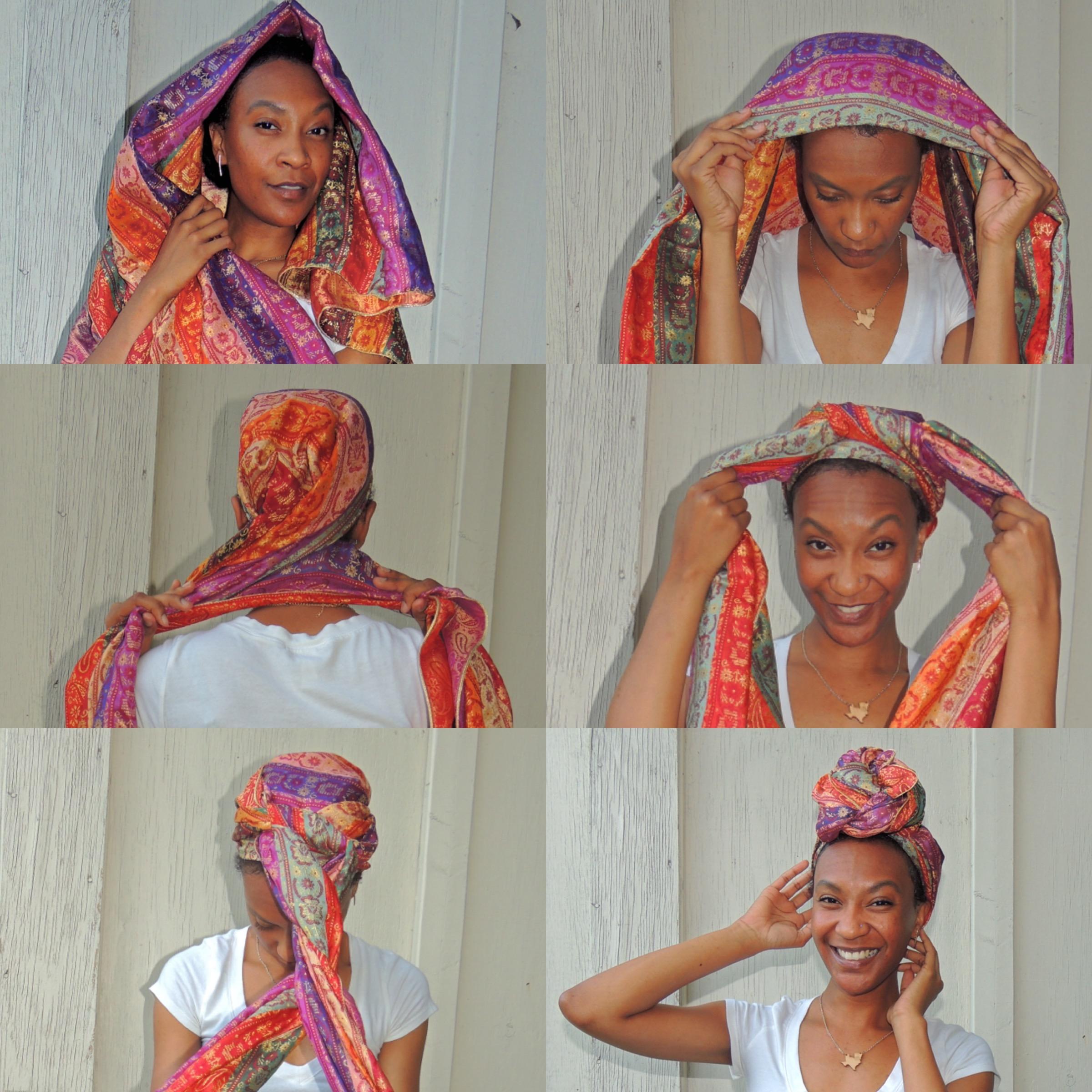 Cultural Appreciation: Head Wrap Fashion & Style