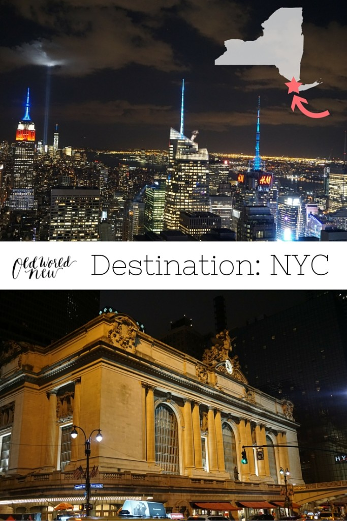 New York City - Stay, See, Do via Old World New 2