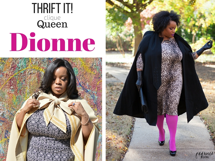 Old World New - Thrift It! Cliuqe Feature - Dionne Dean