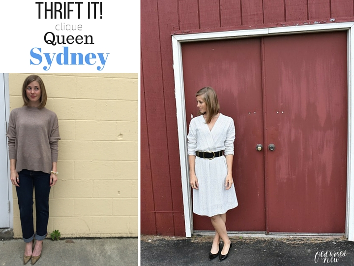 TI!C Feature - Sydney of Chic Stripes via Old World New
