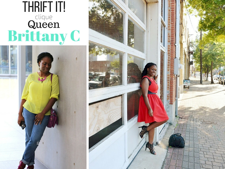 Thrift It Clique feature Brittany C of Creativity Arise - via Old World New