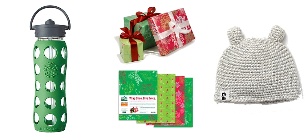 "Last Minute ""Whole Foods Market"" Gifts for your Eco-Friendly Friends"