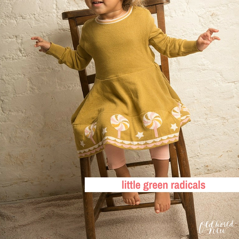 little green radicals - ethical & sustainable shop guide - via Old World New