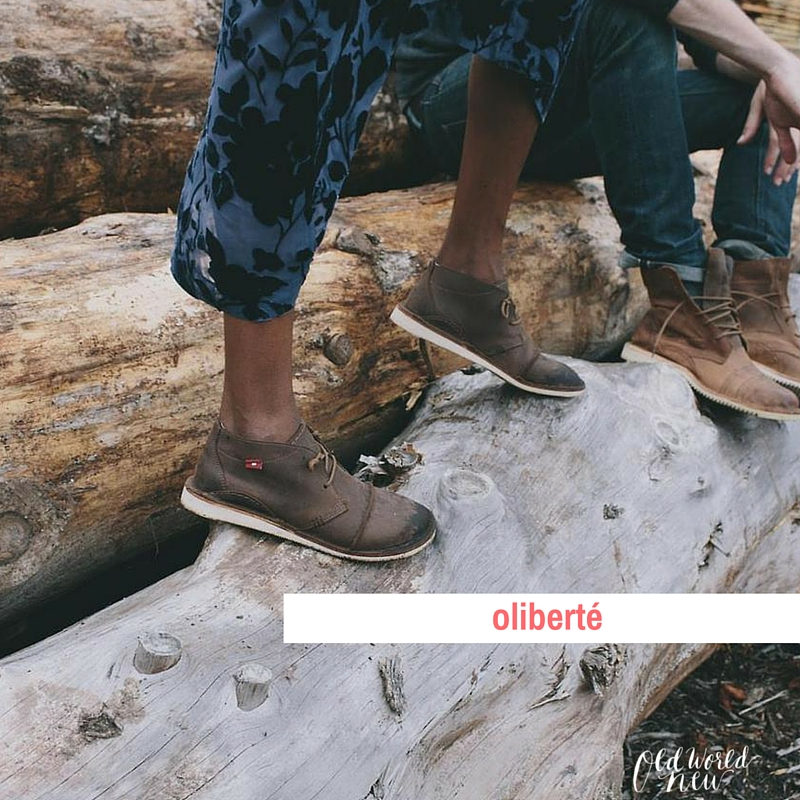 oliberte shoes - ethical & sustainable shop guide - via Old World New