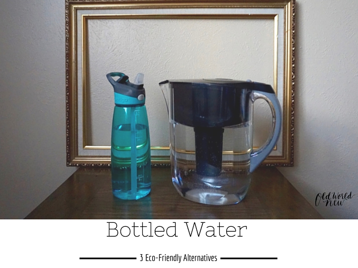 bottled water | 3 eco-friendly alternatives - fcbk