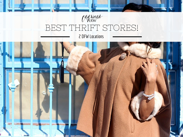 2 best dfw thrift stores - fcbk
