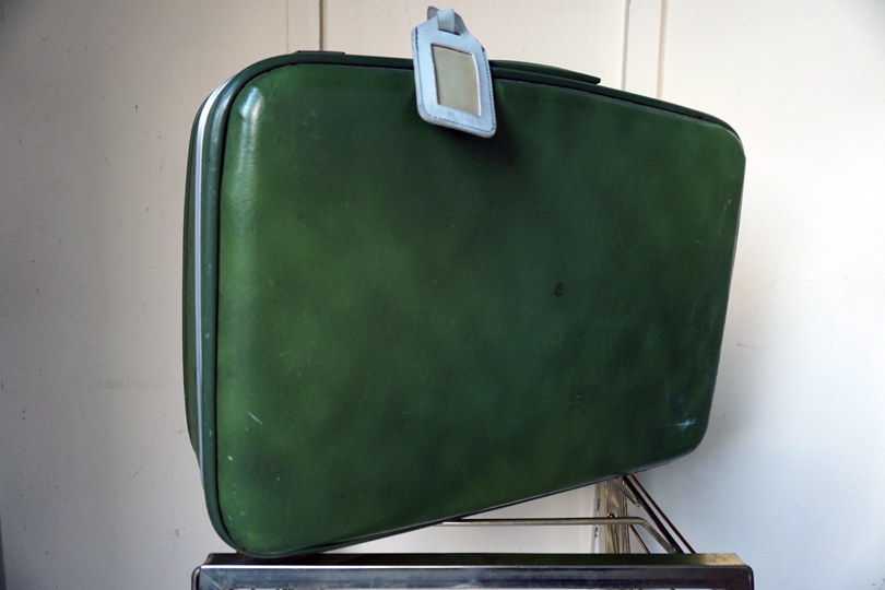 Vintage Luggage - Old World New 5