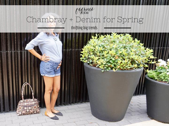 chambray + denim fcbk