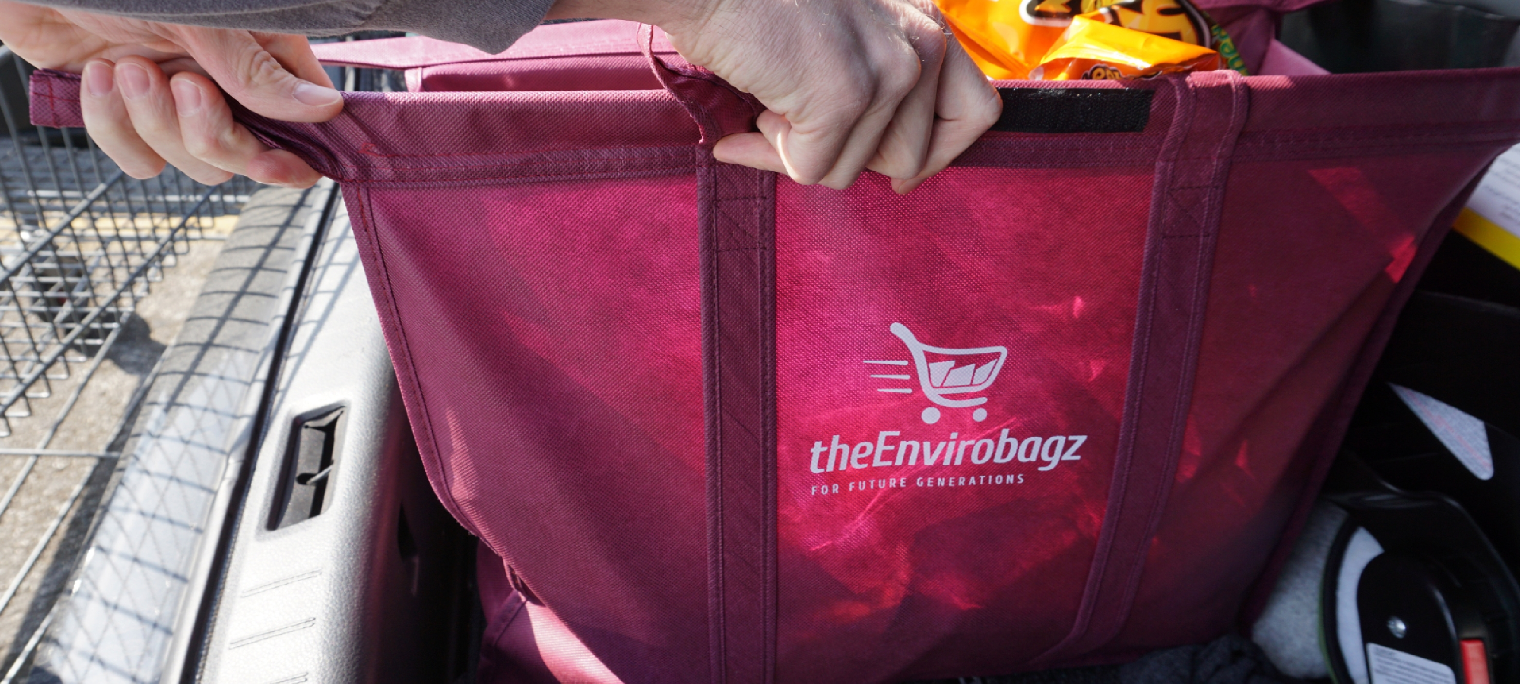 no plastic bags envirobagz reusable shopping bags