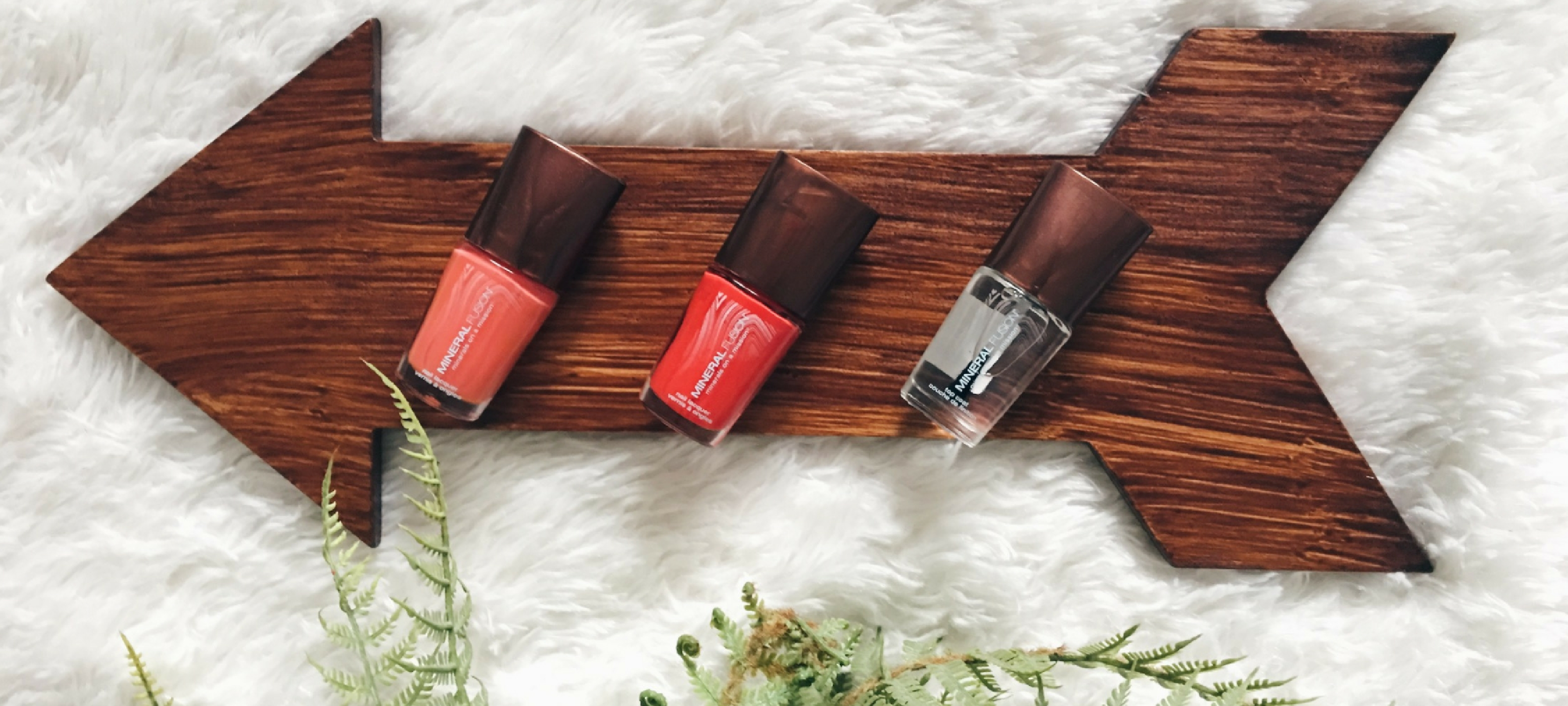 """Free"" & Non-Toxic Nail Polish: 20 Days of Sustainable Living Tips"