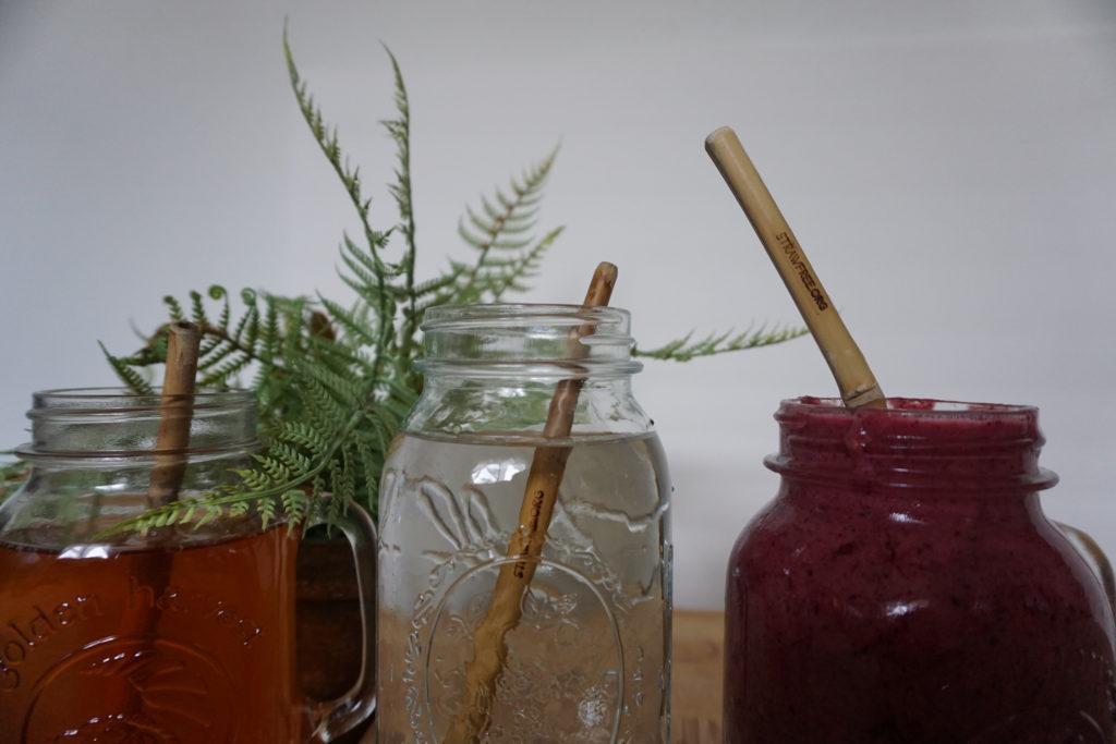 straw free bamboo straws