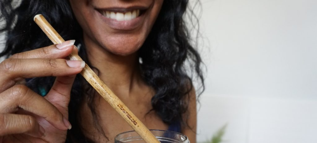 Reusable Straws, Be Straw Free: 20 Days of Sustainable Living Tips