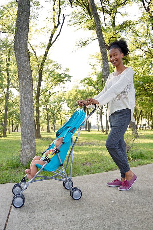 prAna clothes for a walk in the park