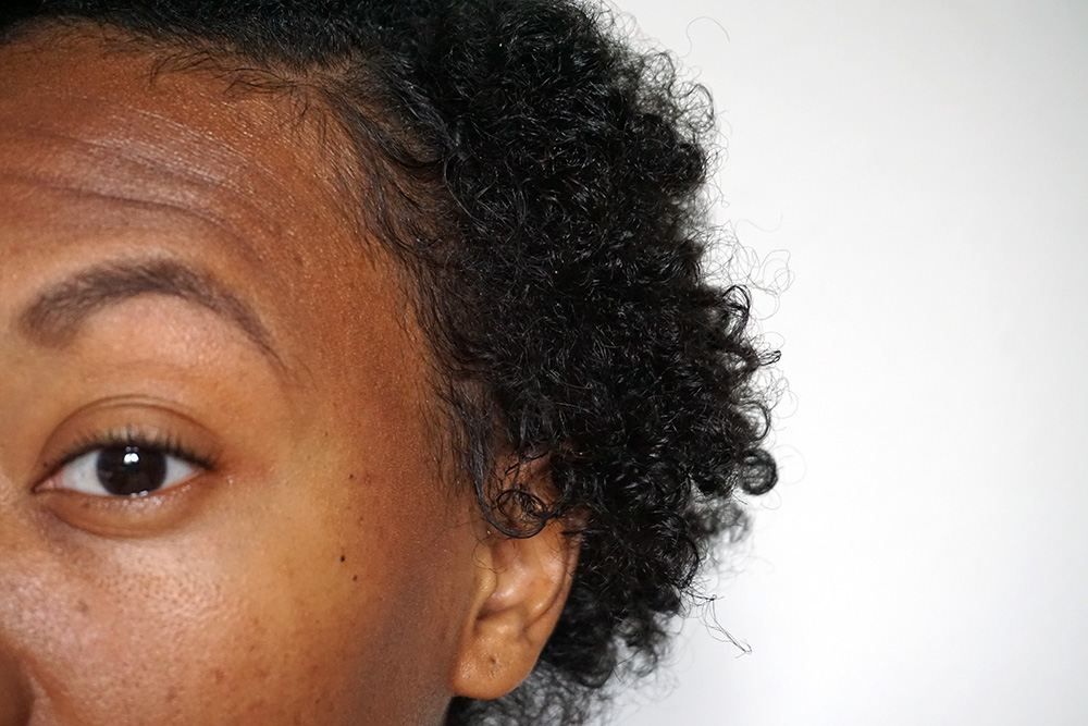 cut hair conserve water natural hairstyle