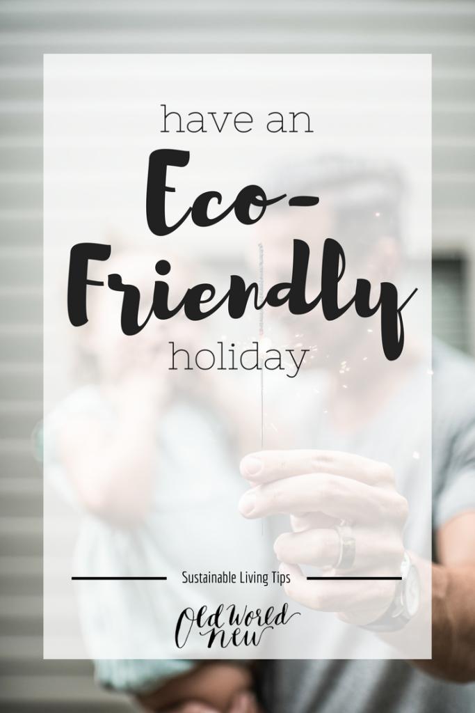eco-friendly holiday