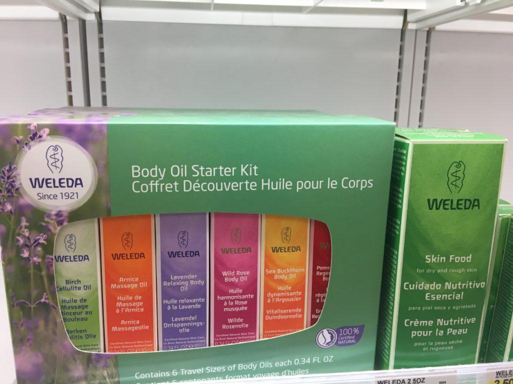 weleda skin food, eco-friendly products at Target