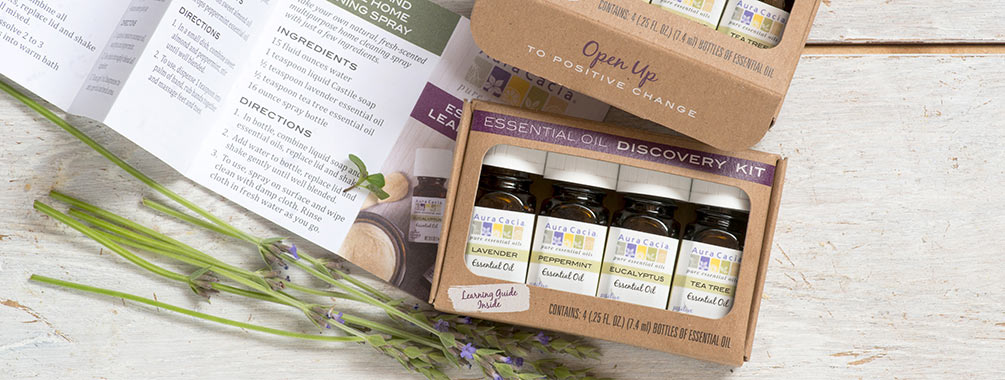 aura cacia essential oils eco-friendly products at Target