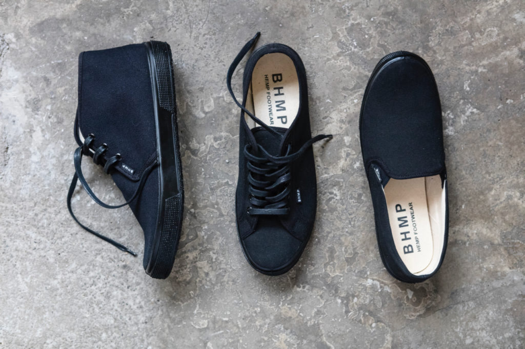 Bohempia_BHMP_SS17_ high top hi top low top and slide ons