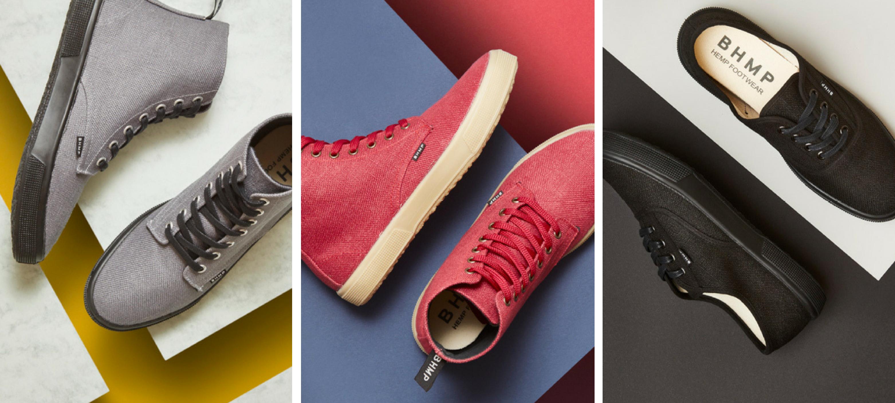 Bohempia Hemp Sneakers: Eco- Friendly Fashion