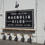 Magnolia Market Silos - Chip & Joanna Gaines - Waco, TX - Addie, Old World New - graffiti