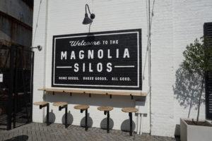 Magnolia Market Silos - Chip & Joanna Gaines - Waco, TX - Addie, Old World New - graffiti