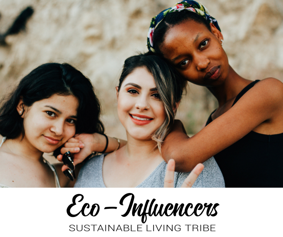 eco-influencers, sustainable influencers