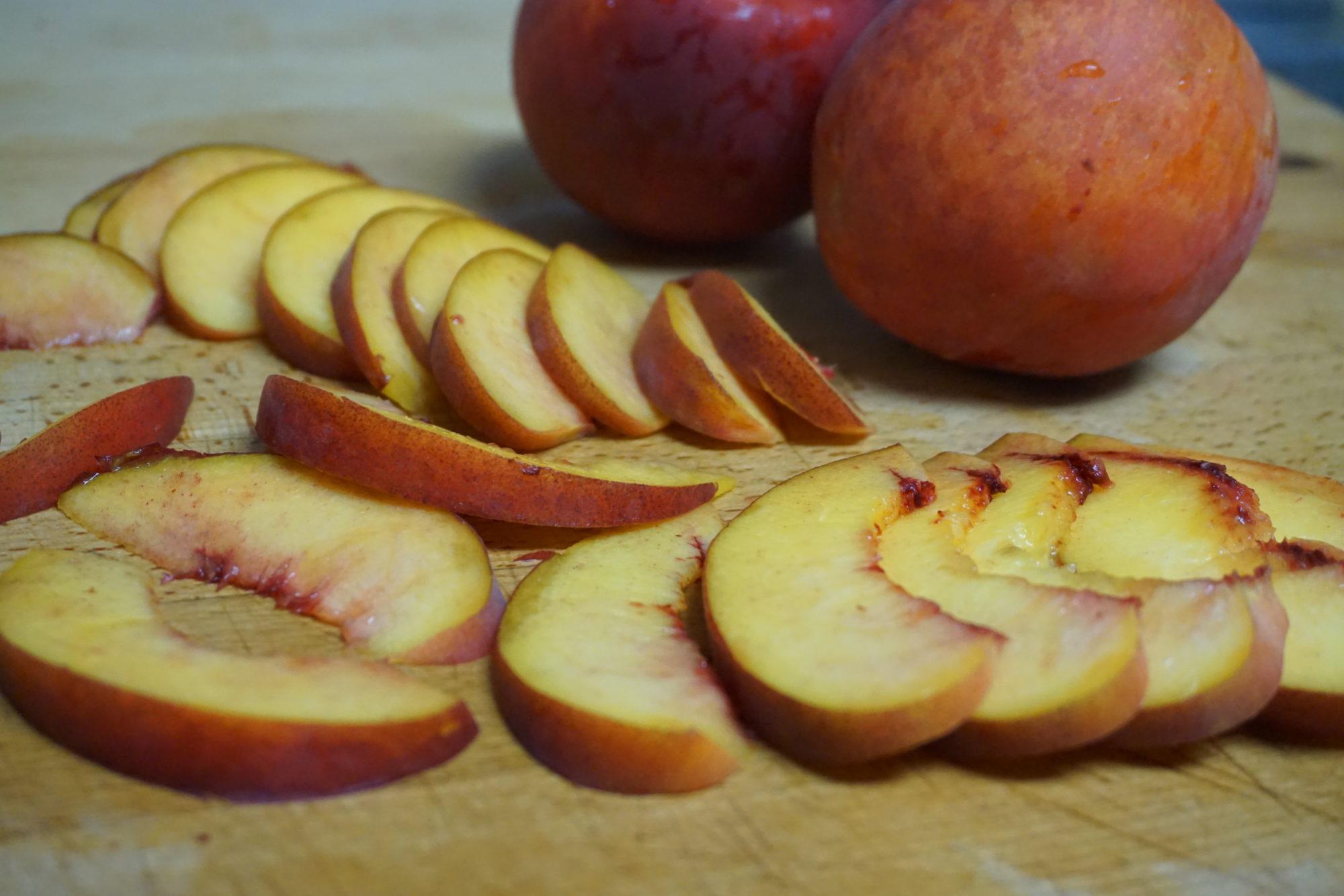 classic ceramic cookware and peach nice cream recipe