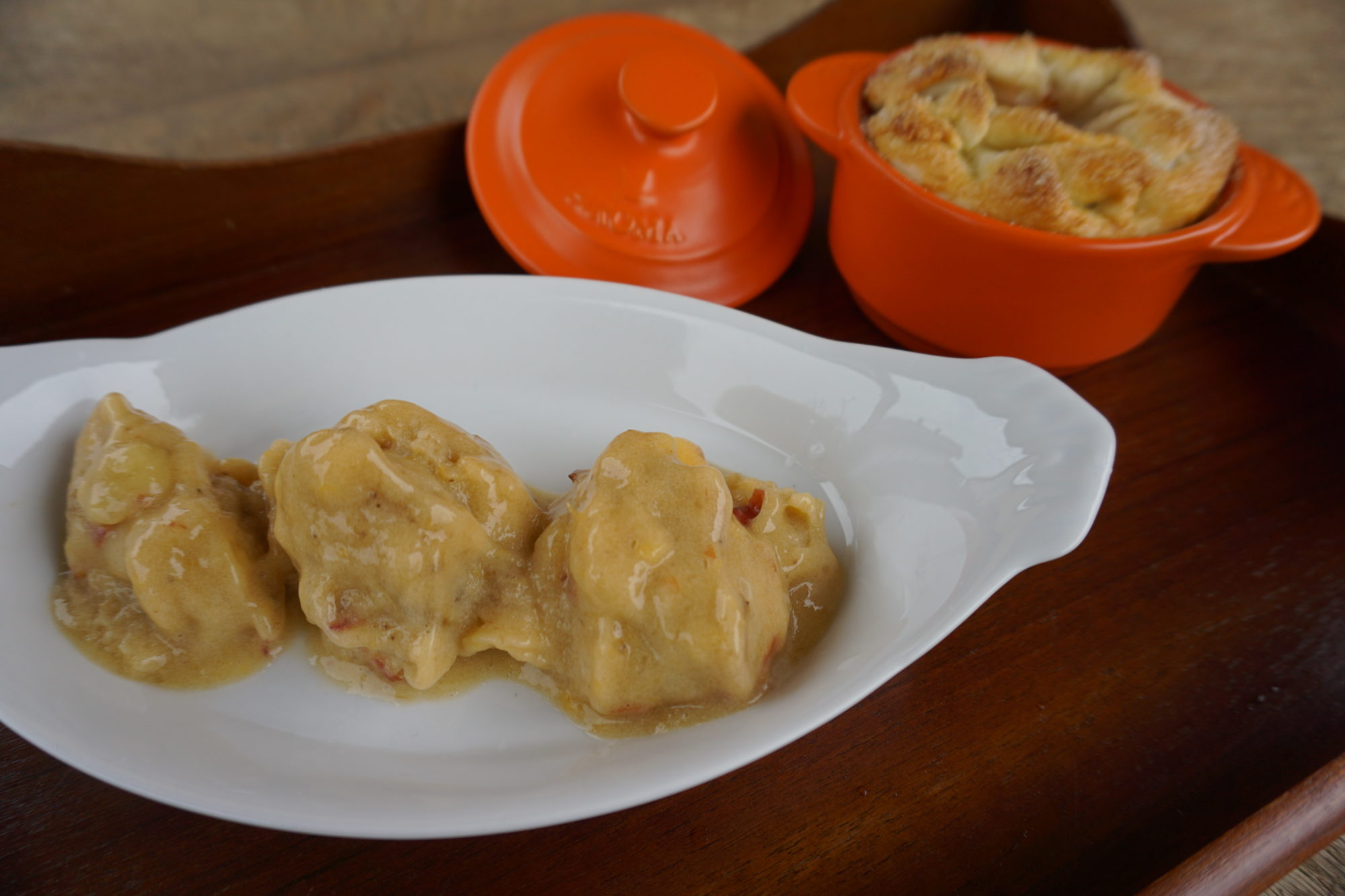 classic ceramic cookware and peach nice cream recipe, dairy free ice cream recipe