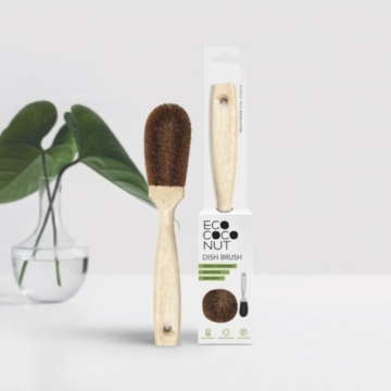sustainable eco-friendly shop eco coconut dish brush
