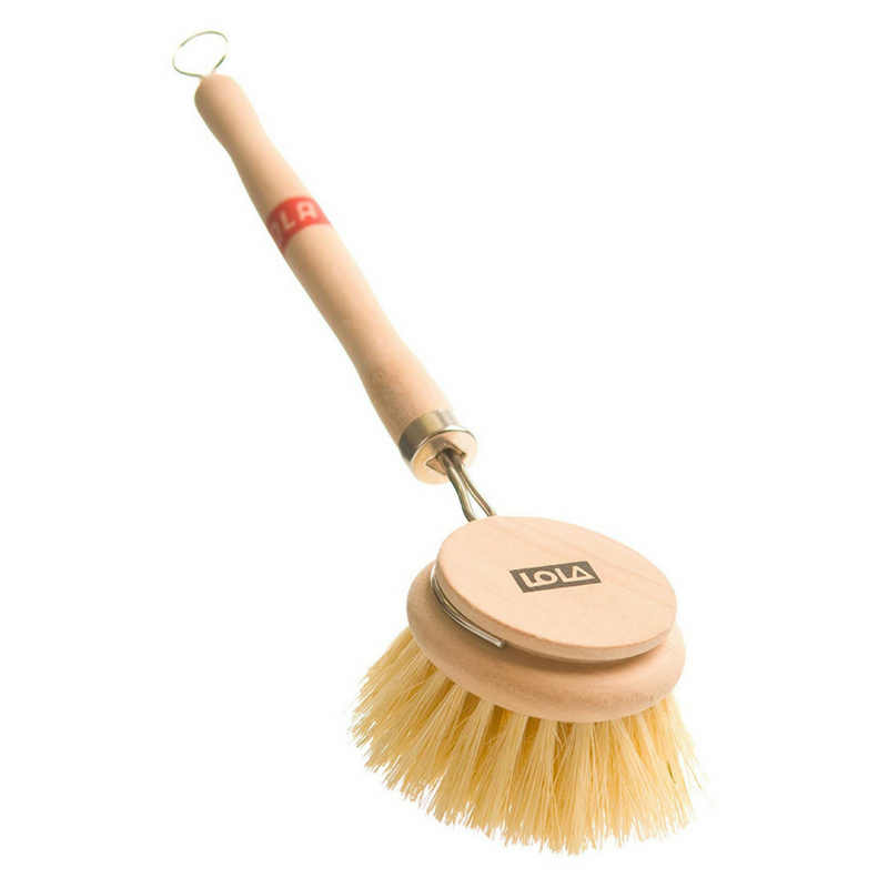 sustainable eco-friendly shop tampico vegetable dish brush