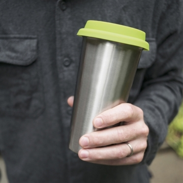 sustainable ukonserve stainless steel coffee mug