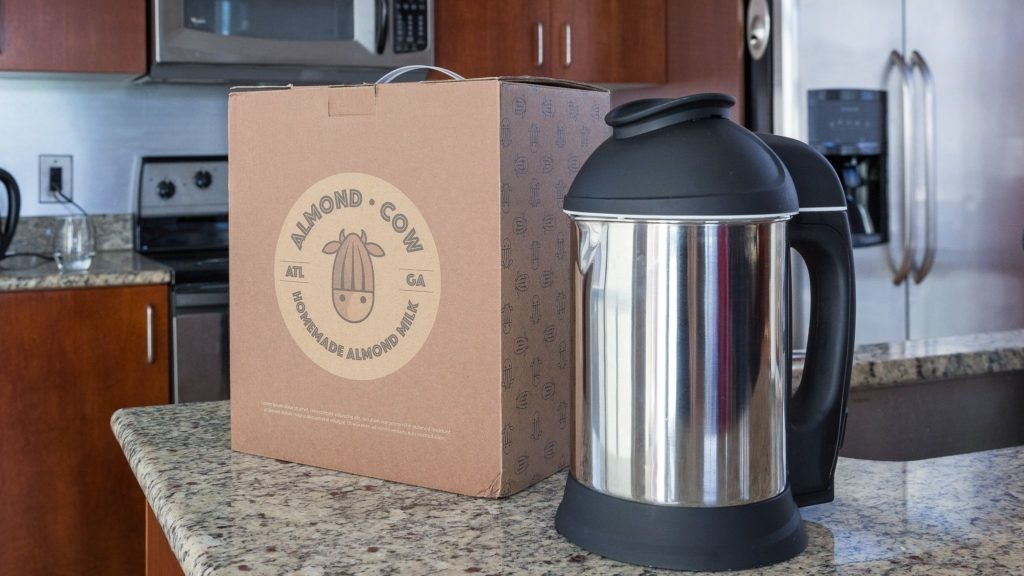 almond cow plant based milk maker eco-friendly gift ideas