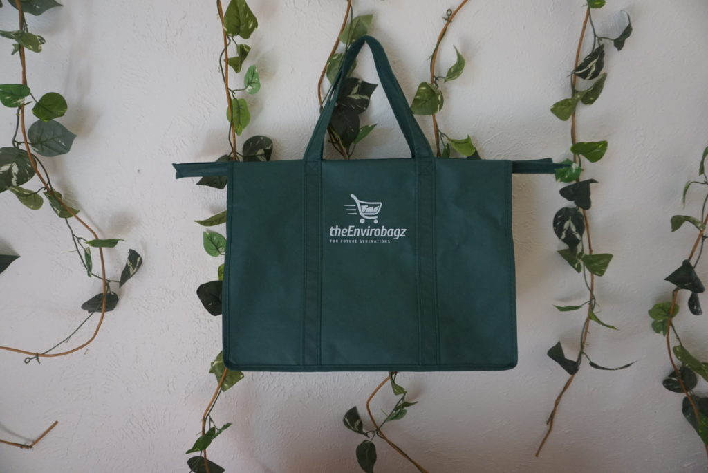 reusable bags sustainable zero waste gift ideas