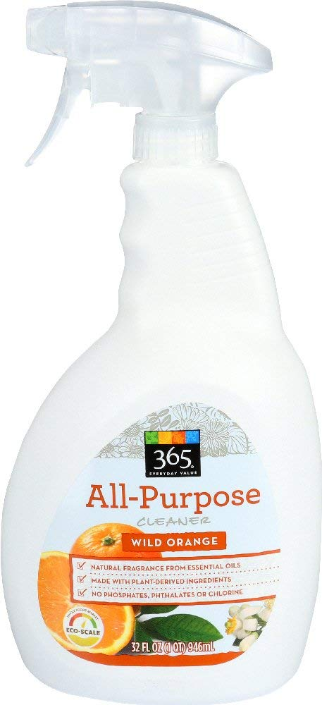 365 everyday value non-toxic cleaning products