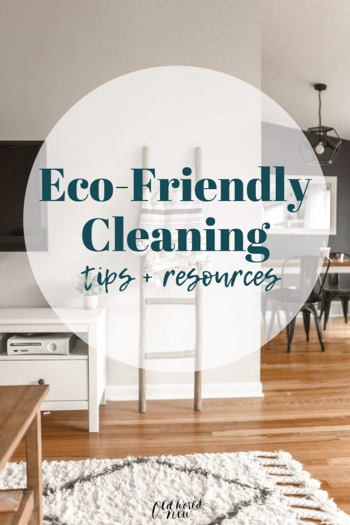 Keep your home green and clean with these eco-friendly cleaning tips and resources
