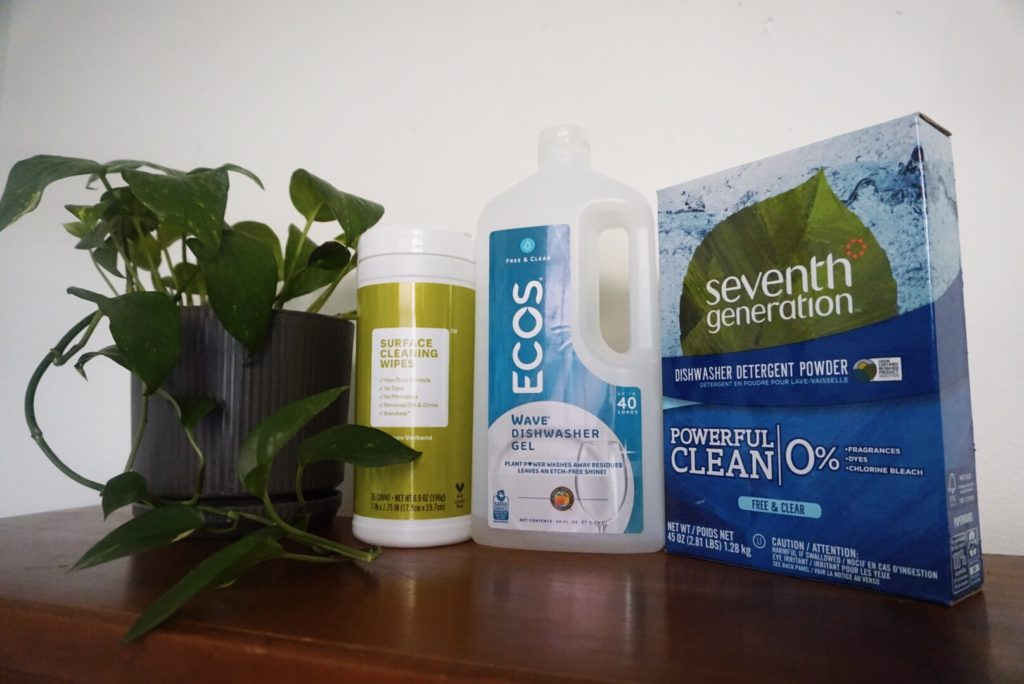 non-toxic cleaning products buy in-store or online