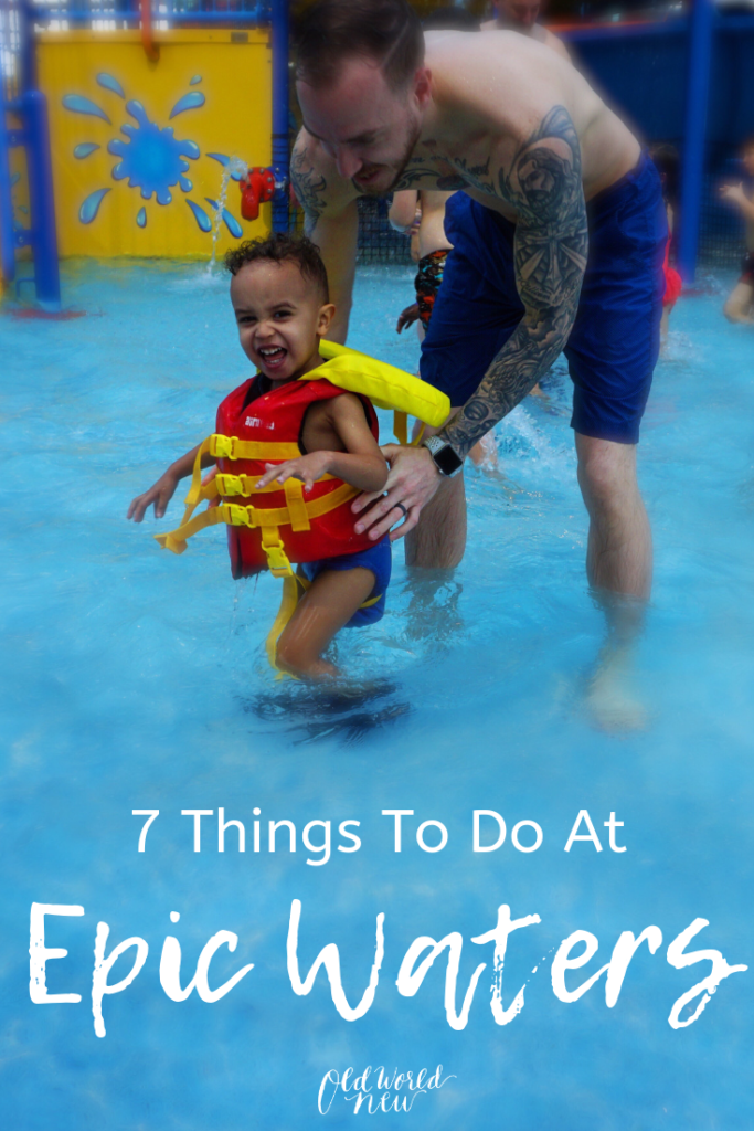 7 Things to do at Epic Waters Indoor Waterpark in Grand Prairie, TX (Dallas, Texas)